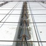 Fábrica de laje treliçada de isopor
